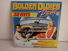 Golden oldies party 20 hits ROY ORBISON / DRIFTERS / LOS BRAVOS Voiture 1812008