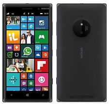 """New"" Nokia Lumia 830 RM983 AT&T Unlocked Smartphone 16GB Windows Black"