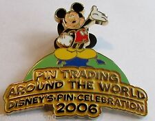 Disney It All Started With Walt Mickey Mouse Partners Gift Pin