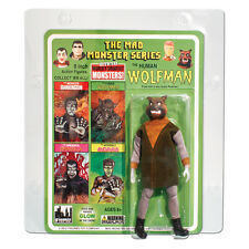 Mego Replica Mad Monsters 8 Inch Figures: The Human Wolfman (2012)