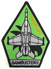 USN VFA-195 DAMBUSTERS F-18 PATCH