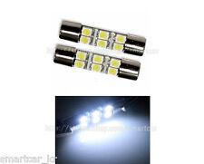 28mm LED Sunvisor Vanity Mirror Light Bulb fit 2012-2014 Chevrolet Captiva Sport