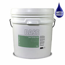 Paving Paint Clear 15L UV Stable Water Based for paths, tiles, balconies & more