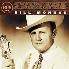 BILL MONROE - RCA COUNTRY LEGENDS (CD 2002) SEALED
