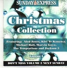 (BZ300) Christmas Collection - Sunday Express 2004 CD