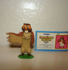 Disney Japan Tomy Choco Party Winnie The Pooh Owl Mini Puzzle Figure