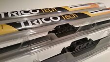"FORD FALCON all models 2008-2016 PAIR TRICO FLAT WIPER BLADES 22""X20"" Freepost"