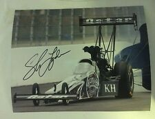 Shawn Langdon Signed 8 X 10 Photo Nhra 2013 Drag Racing Autographed