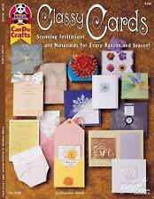 Classy cards: Stunning invitations and notecards for every reason and season (D