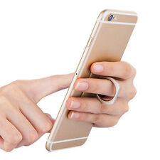 Universal 360° Fingerring Desktop Halterung Tischständer Halter Handy Gold