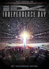 Independence Day (DVD, 2016, Includes Digital Copy 20th Anniversary) **NEW!!**