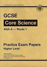 GCSE Core Science AQA B - Written Papers , PB , Unkown Author - NEW