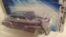 Hot Wheels 2004 First Editions #28  1947 CHEVY FLEETLINE  light purple lace/wire