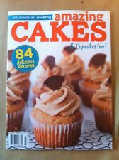 Amazing Cakes & Cupcakes 2014 FREE SHIPPING 84 Delicious Recipes Baking deserts