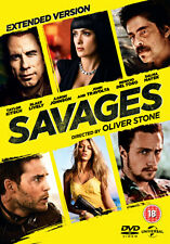 SAVAGES - DVD - REGION 2 UK