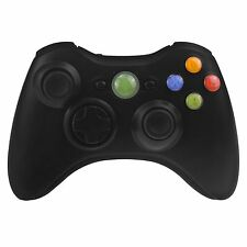 Wireless Controller Shell Full Button Housing Case for XBox 360 Matte Black