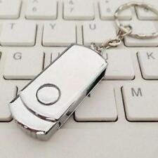 Hot! 32GB Stainless Silver Swivel USB 2.0 Flash Drive Memory Stick Storage Pen