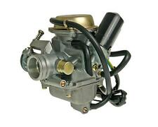 Motorbike GY6 24mm Carburetor Carby Carburettor Chinese suit most 125cc Kymco