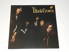 The Black Crowes - LP - 1990 - Def American Recordings 842 515-1 - Robert Crumb