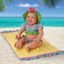 Beach Baby by Ashton Drake Galleries, New nRFB