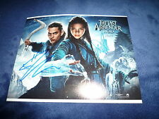 JACKSON RATHBONE u. NICOLA PELTZ  signed Autogramm In Person 20x25 cm AANG