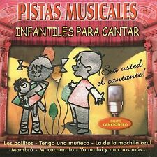 Infantiles Para Cantar by Los Yoyitos (CD, Aug-2005, Yoyo)