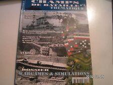 **a Champs de bataille Thématique n°3 Dossier Wargames et simulation