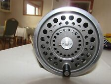 V buona VINTAGE ORIGINALE Hardy Marchese no. 2 Salmone Fly Fishing Reel.