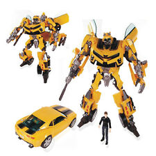 Transformers ROTF Revenge of The Fallen Human Alliance Bumblebee Figure and Sam