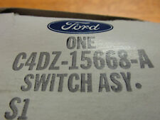 NOS 1964 1/2 1965 1966 FORD MUSTANG CONVERTILE TOP SWITCH C4DZ-15668-A NEW NOS