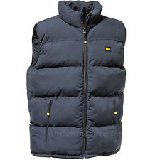Caterpillar Vest Mens CAT Insulated Arctic Zone Vests Lined Sleeveless Jacket