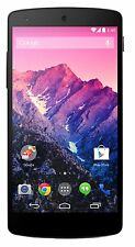 LG GOOGLE NEXUS 5 BLACK 32GB Refurbished With Scratches