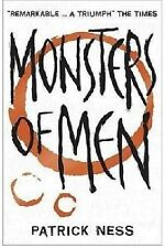 PATRICK NESS __ MONSTERS OF MEN ___ BRAND NEW ____
