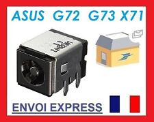 Connecteur alimentation dc power jack pc portable Asus G73S G73SW G73W