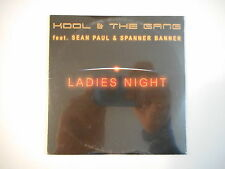KOOL & THE GANG feat. SEAN PAUL : LADIES NIGHT [ CD SINGLE NEUF PORT GRATUIT ]