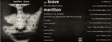 12/2/94pgn38 MARILLION : BRAVE ALBUM ADVERT 4X11""