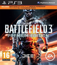 PS3-Battlefield 3 Premium Edition /PS3  GAME NEW
