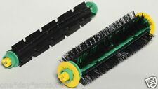 Roomba 500 530 550 560 570 580 Series Beater + Bristle Brush Set Pet Green NEW