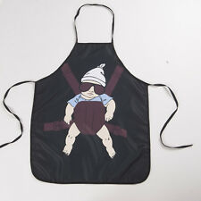 Funny Cooking Apron Funny Novelty BBQ Party Super Dad Wacky Apron CCC