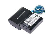 7.4 v Batería Para Sony hdr-pj740ve, hdr-td20, Hdr-xr150, HDR-TG3E, Hdr-cx350v, Dc