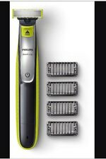 Philips OneBlade QP2530/30 Hybrid trimmer & shaver 4combs And Charger