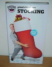 Big Mouth INC New in Box Giant Christmas Stocking 5 feet tall!