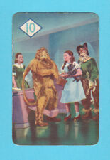 The Wizard of Oz 1940 British Collector Card Dorothy Scarecrow & Cowardly Lion