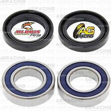 All Balls Front Wheel Bearings & Seals Kit For Honda CR 250R 1998 98 Motocross