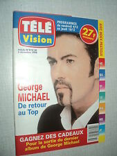 TELE VISION 219 (3/12/98) GEORGE MICHAEL SHEILA DAVE WHITNEY HOUSTON ZENATTI