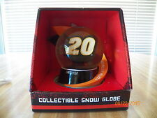 1 NASCAR Tony Stewart #20 The Home Large Collectible Snow Globe
