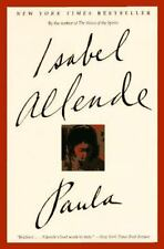 Paula, Isabel Allende, Very Good Book