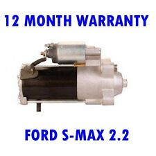 FORD S-MAX 2.2 TDCI 2008 2009 2010 2011 2012 2013 2014 RMFD STARTER MOTOR