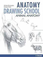 Anatomy Drawing School: Animal Anatomy by Feher, Gyorgy ( Author ) ON Oct-20-201