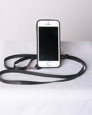 Wearable Crossbody iPhone 4 4s case, wallet, purse, adjustable strap Free Ship